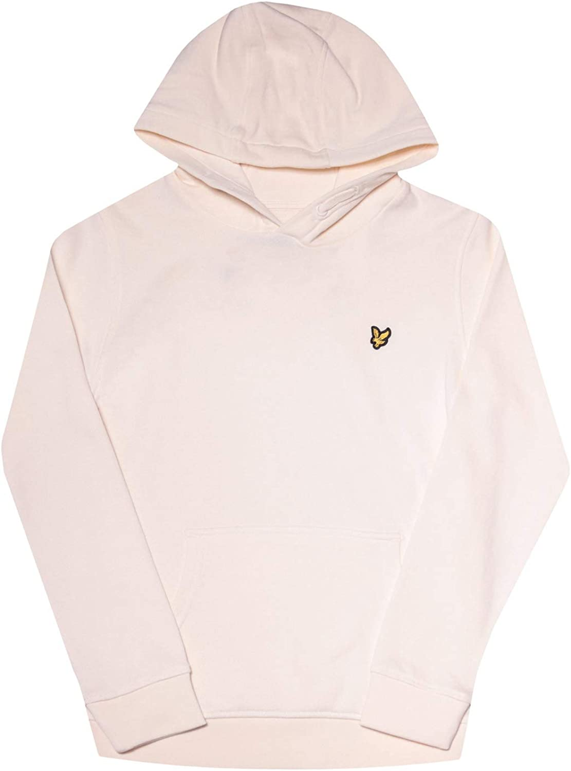 Infant Boys Lyle and Scott Classic OTH Hoody in Snow White