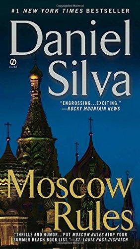 Moscow Rules (Gabriel Allon)
