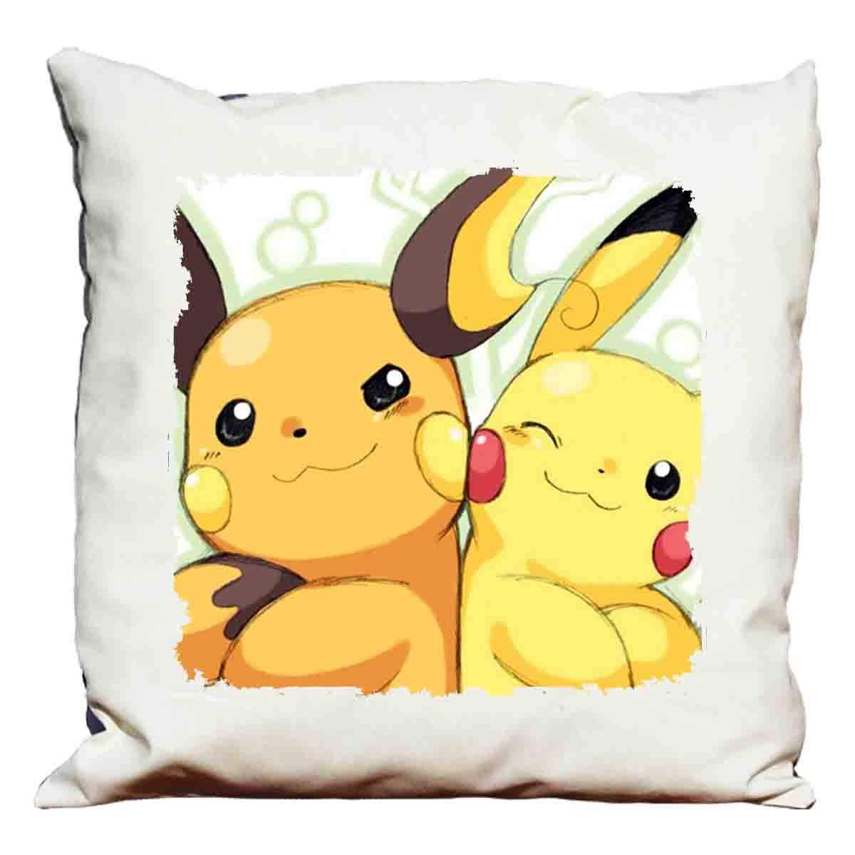 cojín decorativo Pokemon Pikachu: Amazon.es: Hogar