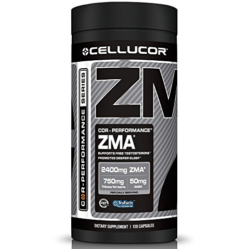 Cellucor ZMA Capsules, 120 Cou...