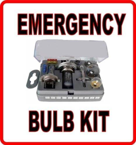 EU EUROPEAN BULB KIT H1 H4 H7 for Motorhome Burstner