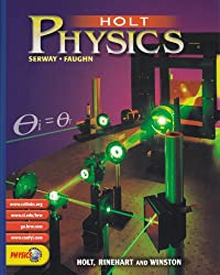 Holt Physics: Pupil Edition 2002