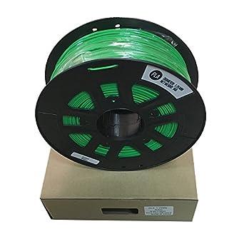 luxnwatts verde Pla 1,75 3d impresora filamento 1,75 mm 1 kg ...
