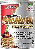 MET-Rx High Protein Pancake Mix, Original Buttermilk, 2 pound
