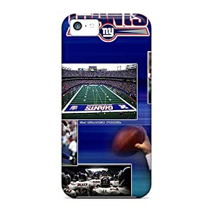 High Quality Shock Absorbing Cases For Iphone 5c-new York Giants