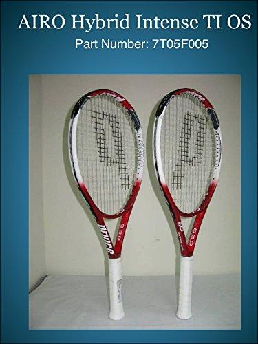 Prince AirO Intense Intense TI OS Tennis/ Racquet ( 4 4 – 1/ 2 ) B01IUBUBV8, 古恵良質店:f305bf3a --- cgt-tbc.fr
