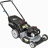 Cheap Craftsman 37430 21 Inch 140cc Briggs and Stratton Gas Powered 3-in-1 Push Lawn Mower