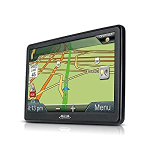 "Magellan RoadMate 9612T-LM 7"" Portable Touchscreen GPS Navigation System (Certified Refurbished)"