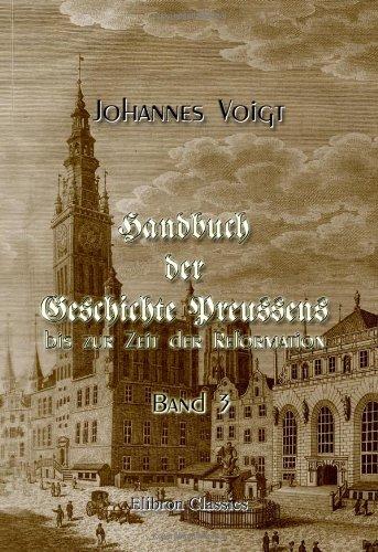 Handbuch der Geschichte Preussens bis zur Zeit der Reformation: Band 2 (German Edition) ebook