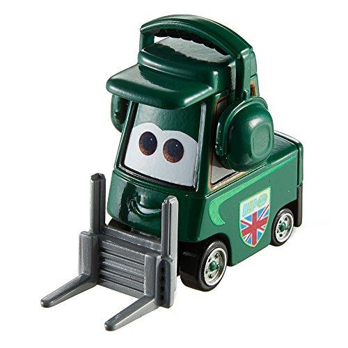 Disney Pixar Cars Die-cast Nigel's Pitty Vehicle ()