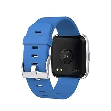 Hokaime Sports Bracelet, Fitness Tracker 1.3 Color Touch Screen ...
