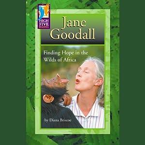 Jane Goodall Audiobook