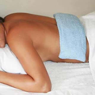 product image for Warmables Back Pain Heat Pack Pillow (Sky)