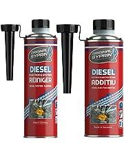 SYPRIN Diesel additief en reiniger - reiniging en onderhoud voor dieselmotoren injectoren injector I Systeem DPF