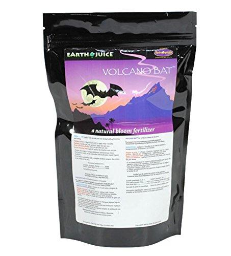 Earth Juice 100209817 Volcano Bat Guano 0-6-0, 5 lb