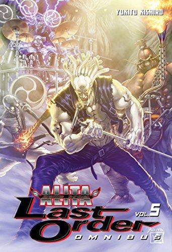 Battle Angel Alita: Last Order Omnibus 5 (Fighting Angel)