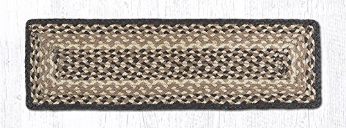 (Earth Rugs 39-017 Stair Tread 8.25 by 27