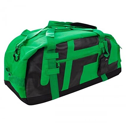 Buy UFC Fight Camp Duffle Bag, Green/Black Online at Low Prices in