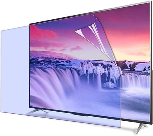 ZXYWW Protector De Pantalla TV Blue Light De 50