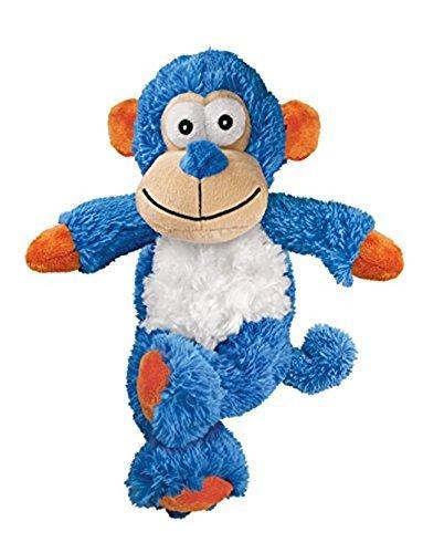 KONG Cross Knots Monkey Toy, (Kon Toy)