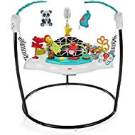 Fisher-Price Animal Wonders Jumperoo, White