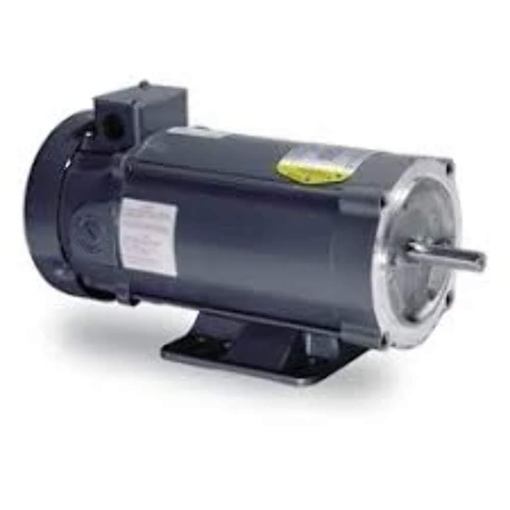 BALDOR CDP3440 56C Frame TEFC DC Motor, 0.75 hp, 1750 RPM, 3428P, F1, 90V Armature Voltage