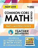 #1: Argo Brothers Math Workbook, Grade 3: Common Core Multiple Choice (3rd Grade)