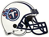NFL Tennessee Titans Outdoor Small Helmet Graphic Decal
