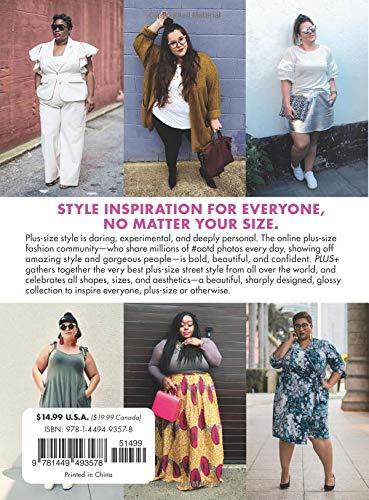 7e9fdfccfdbbc8 PLUS+  Style Inspiration for Everyone  Bethany Rutter  9781449493578   Amazon.com  Books