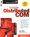 img - for Inside Distributed COM (Mps) book / textbook / text book