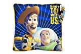 Disney Toy Story ''Don't Toy with Us'' Decorative Pillow