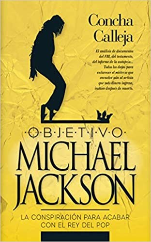 Objetivo Michael Jackson de Concha Calleja