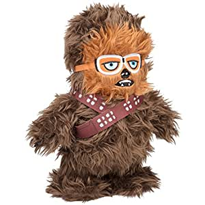 "SCS Direct Star Wars Solo Movie Chewbacca Interactive Walk N' Roar 12"" Plush - Makes Wookiee Talking Sounds and Walks"