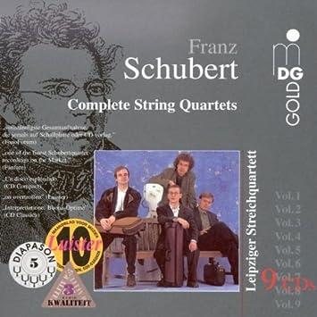 Cuartetos de cuerda de Schubert 51dNcC1byXL._SY355_