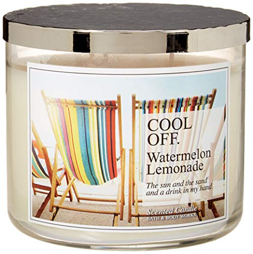 Lemonade Body - Bath and Body Works 3-Wick Scented Candle