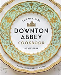 The Official Downton Abbey Cookbookpresents over 100 recipes that showcase thecookery ofthe Crawley household – from upstairs dinner party centrepieces to downstairspuddings and pies–and bring an authenticslice of Downt...