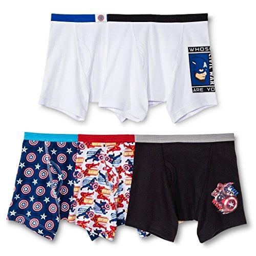 Boys underwear size 5 avengers - Trenters.com