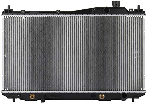 Spectra Premium CU2354 Complete Radiator (Honda Civic 5 Speed Manual Transmission For Sale)