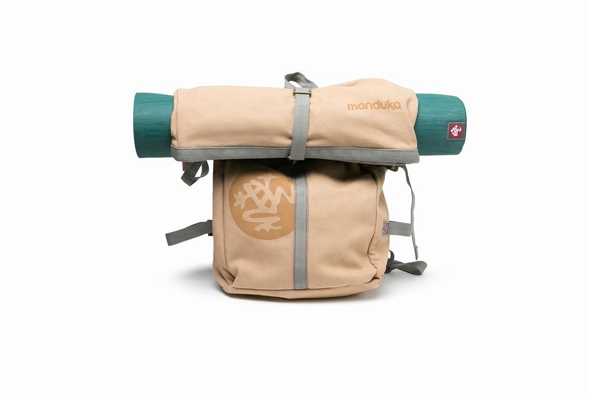 Manduka Journey ON Yoga Mat Carrier and Travel Bag, Trek