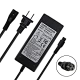 Abakoo New 24V 2A Electric Scooter Bike Battery Charger for Razor E100 E125 E150 E175 E200 E300 E200S E225S E300S E325S MX350 E500 E500S PR200 CC2415