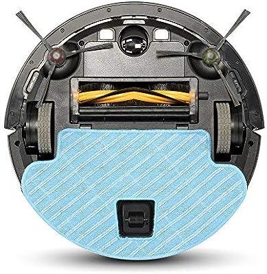 ECOVACS OZMO 601 SelfCharging Robot Mop amp Vacuum wSmart Phone App Controls AutoClean Mode 2