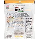 Oberto All Natural Original Beef Jerky, 3.25-Ounce Bag (Pack of 4)