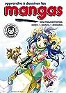 Apprendre à dessiner les mangas. Volume 3. Les mouvements : corps, gestes, attitudes par Hayashi