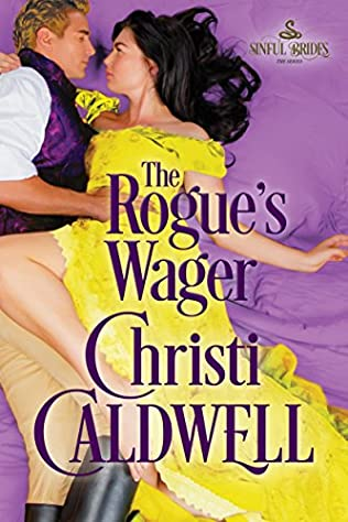 book cover of The Rogue\'s Wager