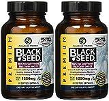 Amazing Herbs Premium Black Seed Oil 1250mg 60sfg