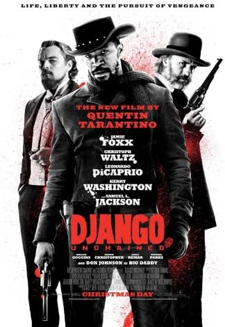 Amazon.com: Django Unchained - 27x40 Movie Poster - Style H by MG ...