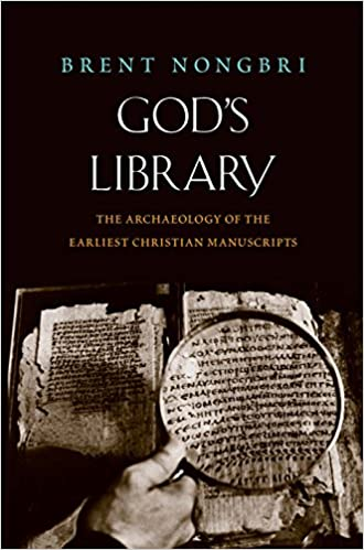 God's Library: The Archaeology of the Earliest Christian