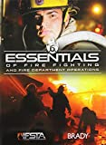 Essentials of Fire Fighting and Fire Deparment Operations 6th Edition