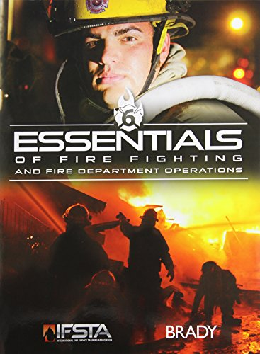 Essentials of Fire Fighting and Fire Department Operations and Student Workbook Package (Essentials Of Firefighting And Fire Department Operations)