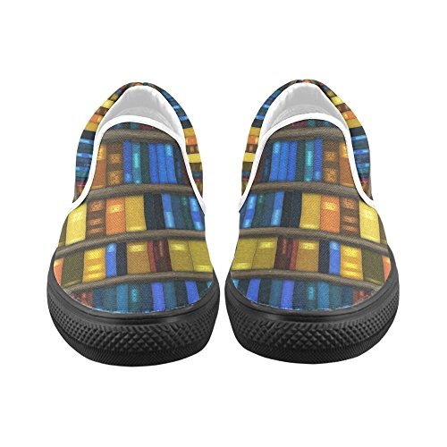 Sneaker Di Moda Senza Cuciture Con Mensola Scolpita Da Uomo